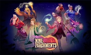 Local, Co-Op, RPG Game on the Nintendo Switch – Nine Parchment Review