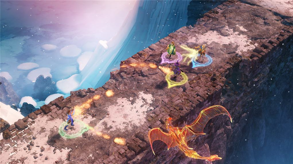 Nine parchments game on nintendo switch