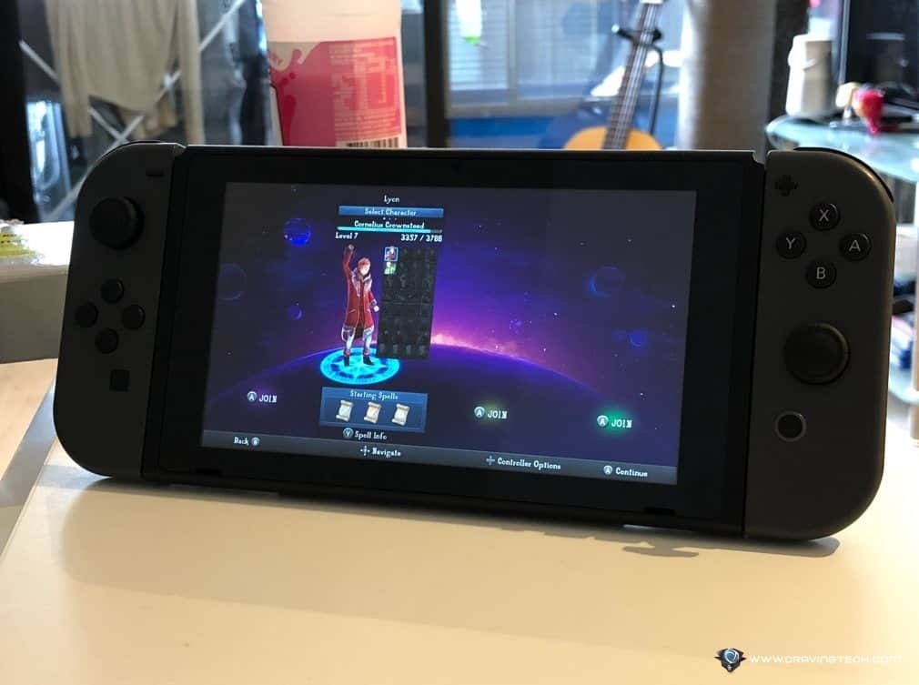 Nintendo Switch RPG