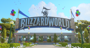 Blizzard World release