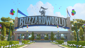 """Blizzard's """"Disneyland"""" Map is out on Overwatch"""