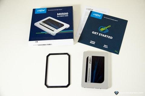Crucial MX500 SSD-2