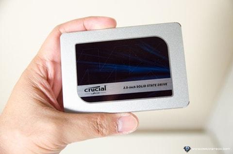 Crucial MX500 SSD-3