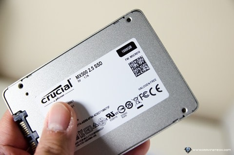 Crucial MX500 SSD-4