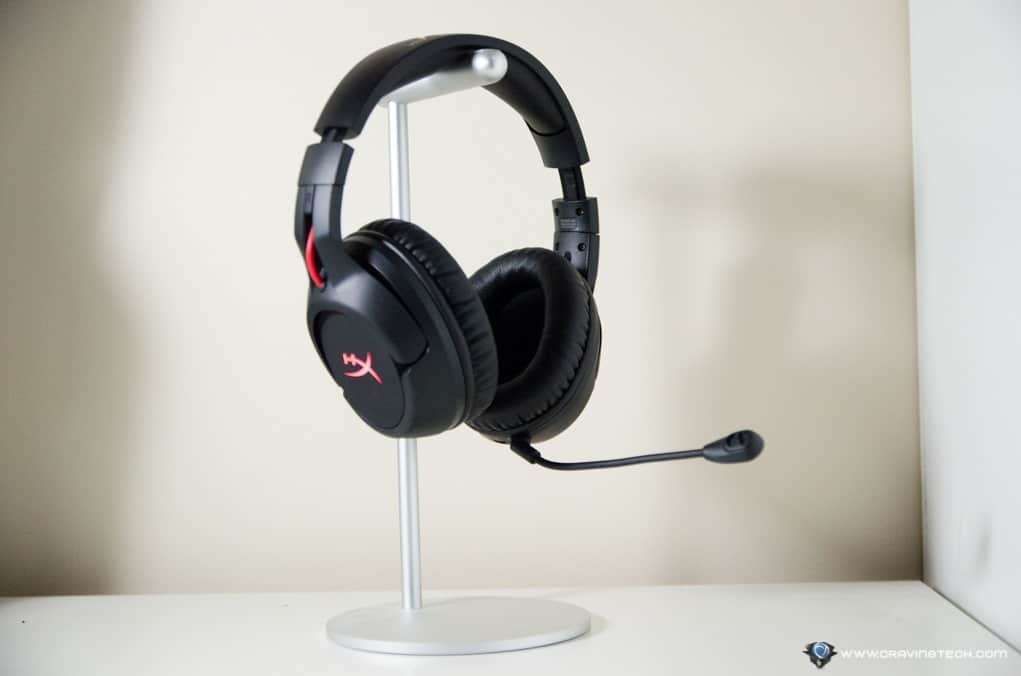 HyperX Cloud Flight Wireless Gaming Headset-11