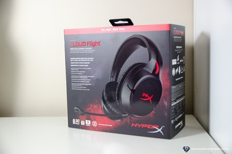 HyperX Cloud Flight Wireless Gaming Headset-1
