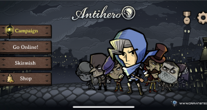 Antihero game review