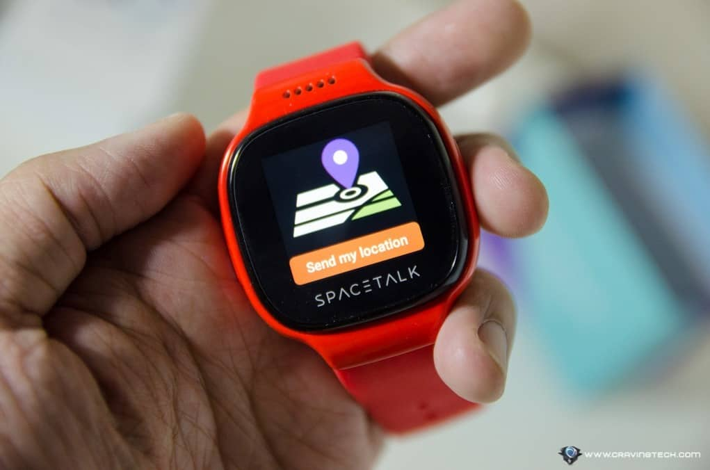 AllMyTribes Spacetalk Smartwatch for Kids-14