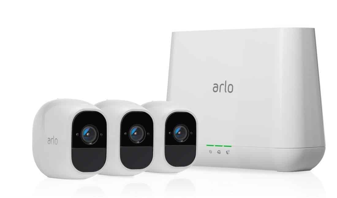 The new NETGEAR Arlo Pro 2 is here