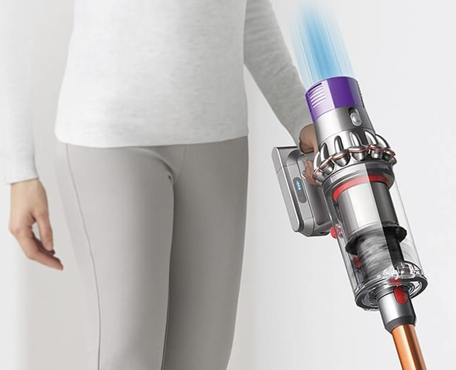 dyson 39 s new cordless vacuum v10 now lasts for 60 minutes. Black Bedroom Furniture Sets. Home Design Ideas