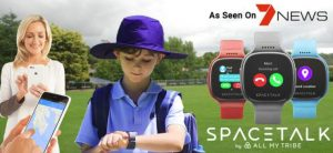 SPACETALK Kids Smartwatch are available now at Telstra stores around Australia