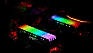 Showcase your PC with Tactical Tracer RGB from Ballistix