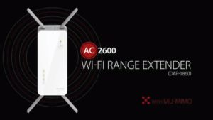 Not just another Wi-Fi / Wireless Extender – D-Link DAP-1860 AC2600 Wi-Fi Range Extender Review