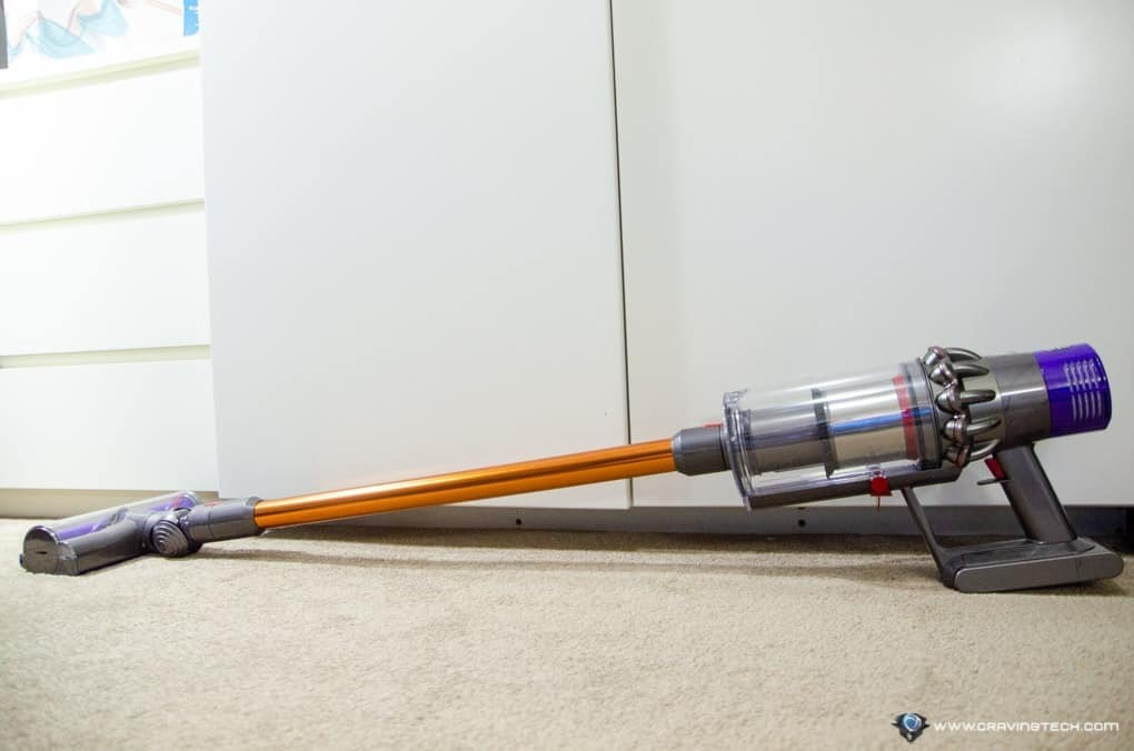 Dyson Cyclone V10 Absolute Review-12