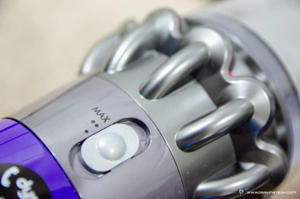 Dyson Cyclone V10 Absolute Review-22
