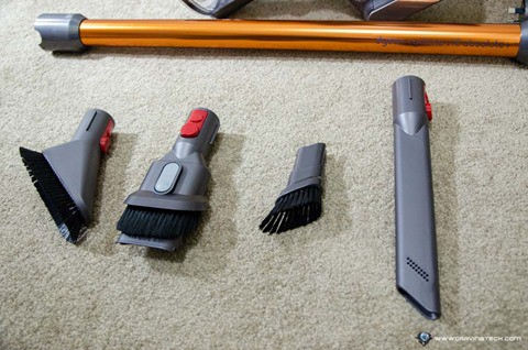 Dyson Cyclone V10 Absolute Review-5