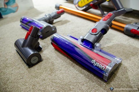 Dyson Cyclone V10 Absolute Review-7