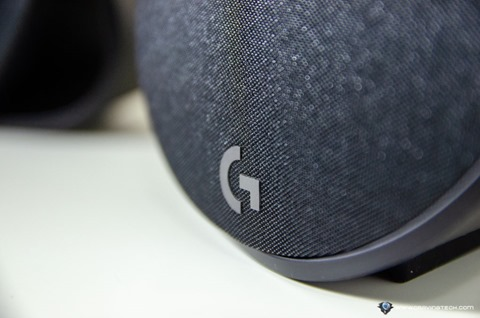 More Immersion in Gaming, Visually and Audibly - Logitech