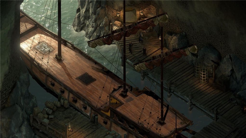 Pillars of Eternity 2 Ship