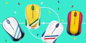 Support your World Cup's favourite team with this Wireless Mouse + Giveaway