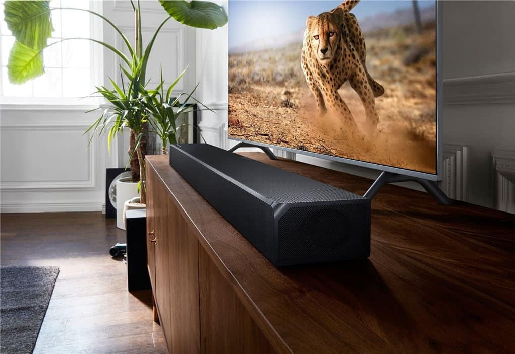 Samsung is launching Soundbars that can deliver 7.1.4 and 5.1.2 cinematic sound