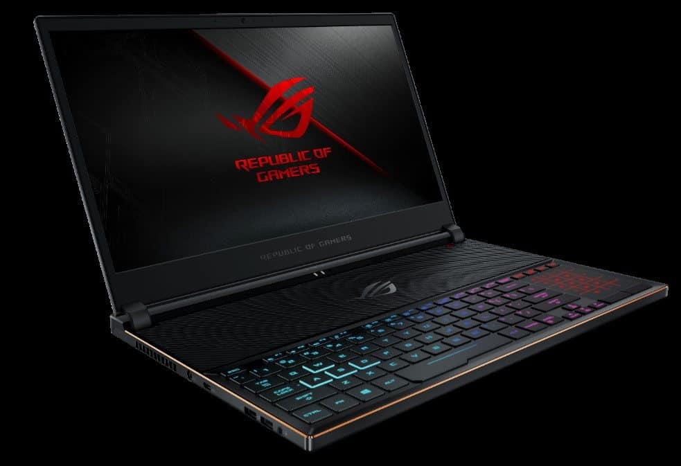 Asus ROG has taken the World's slimmest gaming laptop title with Zephyrus S