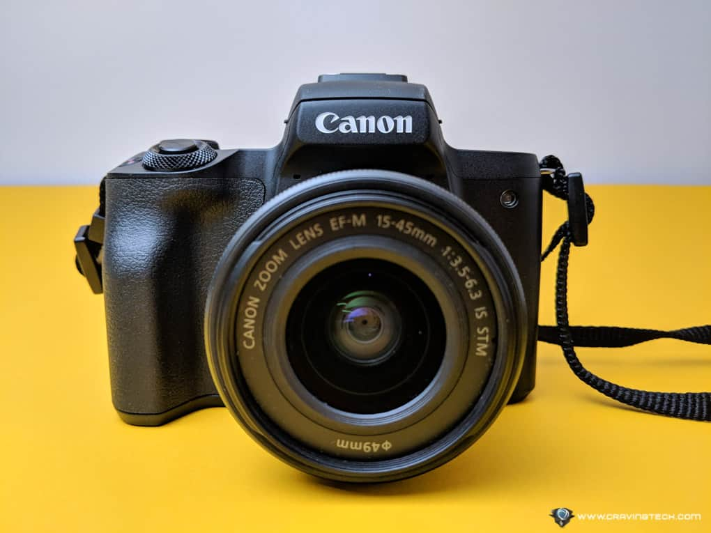 A superb entry-level mirrorless from Canon in 2018 – Canon EOS M50 Review