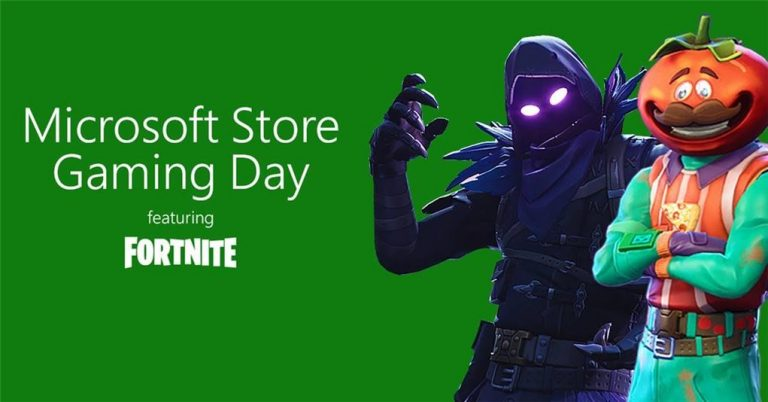 Fortnite Microsoft Store
