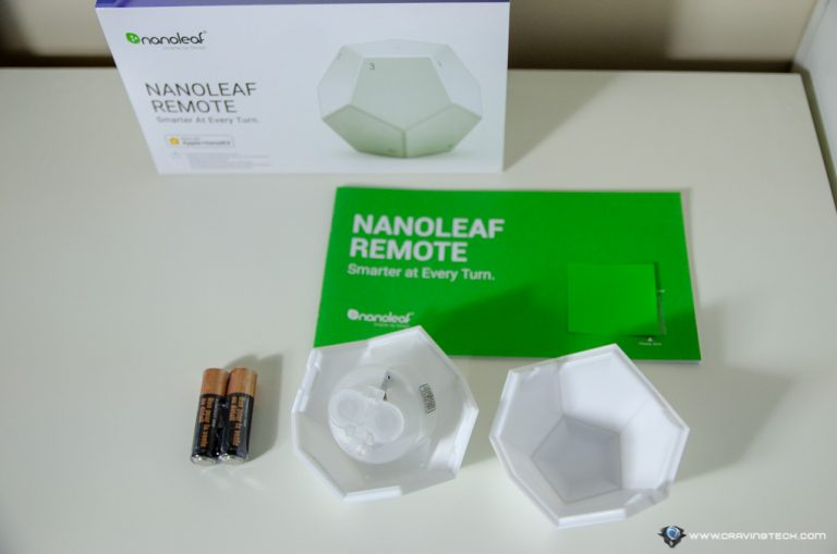 Nanoleaf Remote Review