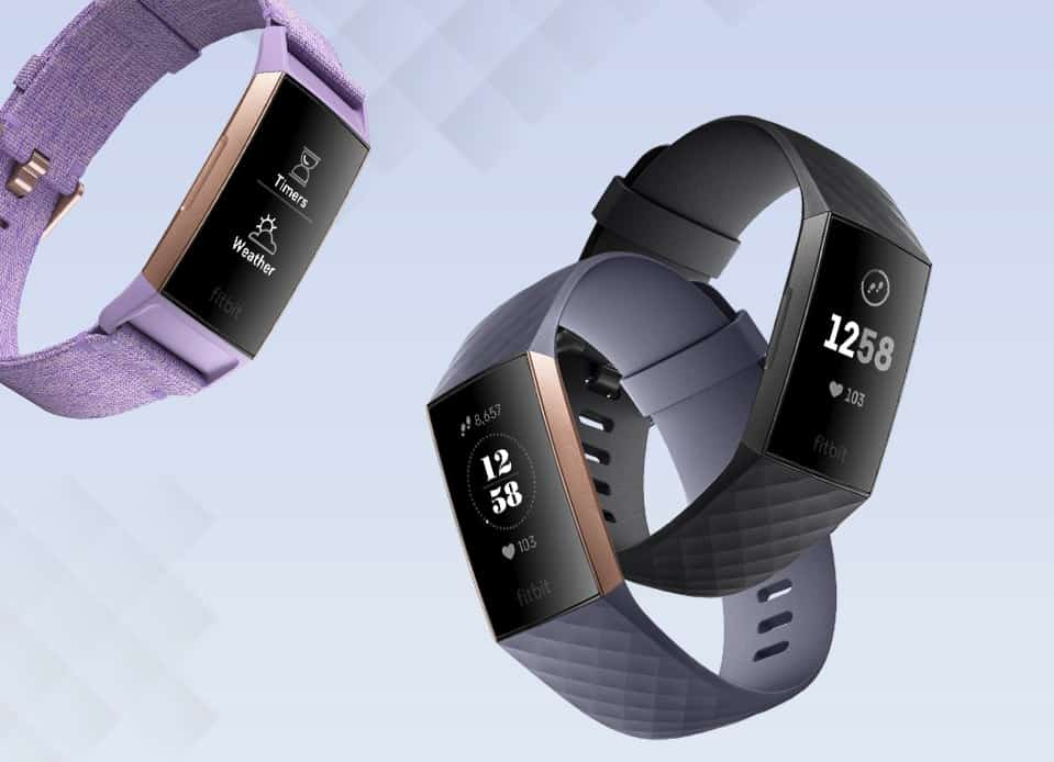 New Fitbit Charge 3