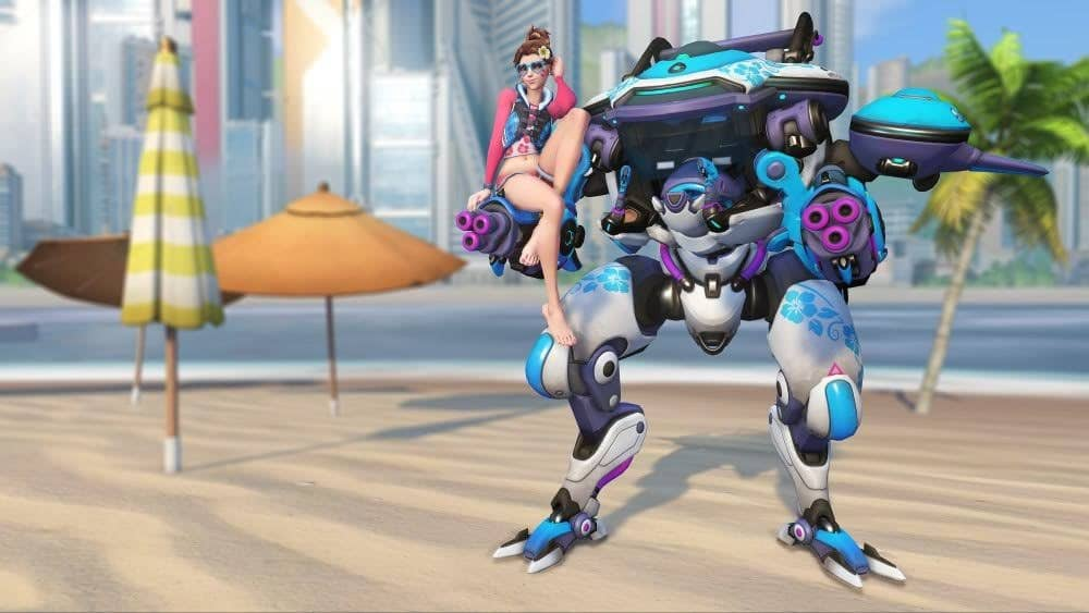 Overwatch Summer Event is now live, along with buffs and nerfs