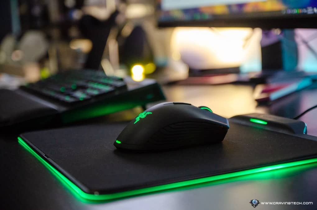 Razer Mamba Hyperflux wireless