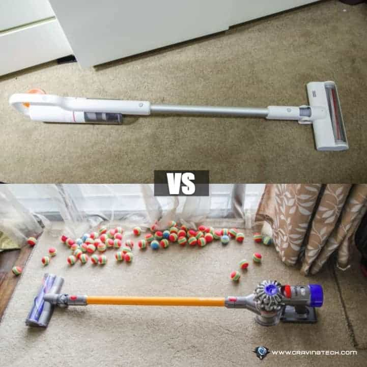 Roidmi F8 vs Dyson V8 – Which one to buy?
