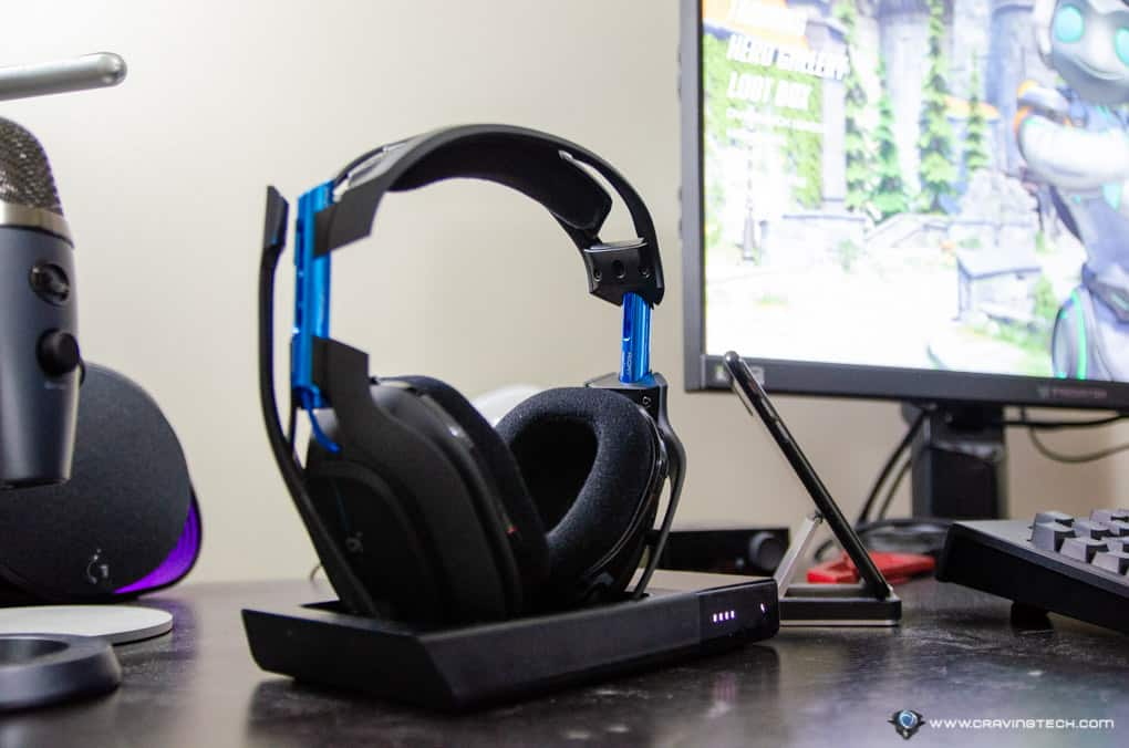 ec8a036f68e The most convenient Wireless Gaming Headset around  - Astro A50 ...