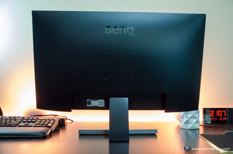 BenQ EL2870U Packaging