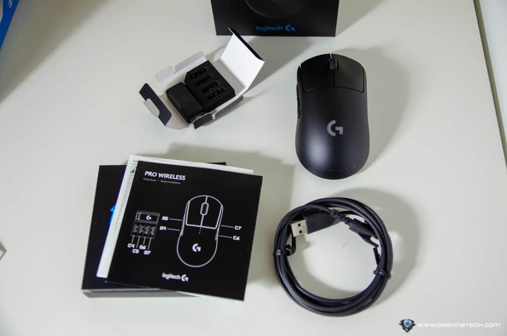 Logitech G Pro Wireless Gaming Mouse Review - Only weighs 80
