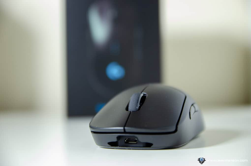 Logitech G Pro Wireless Gaming Mouse Review Only Weighs 80 Grams