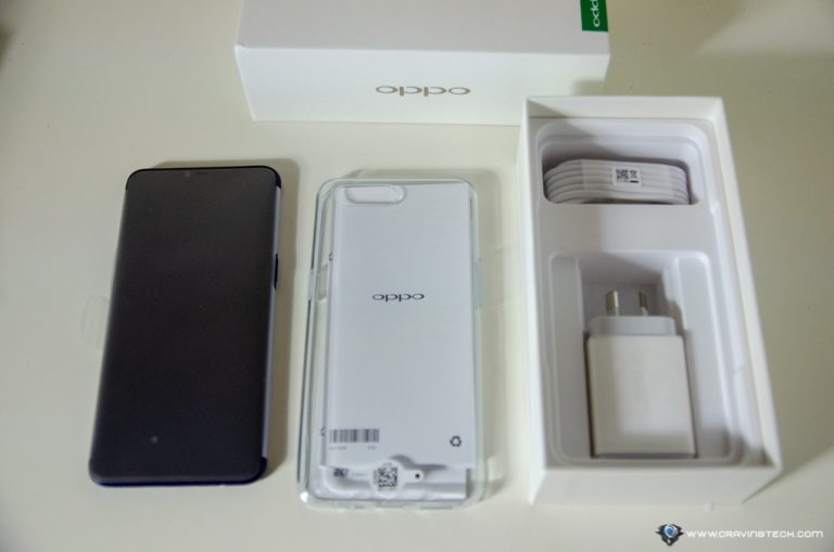 OPPO AX5 Review