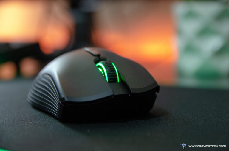 Razer Mamba Wireless 2018 Review