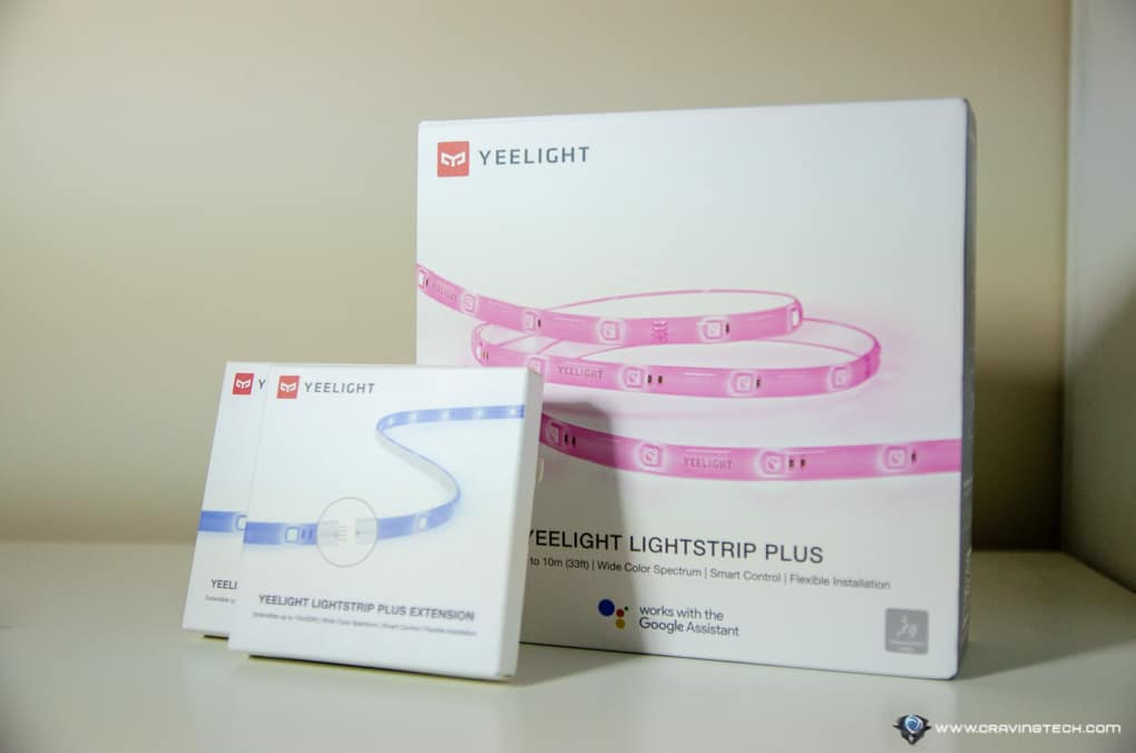 Yeelight Aurora Lightstrip Plus