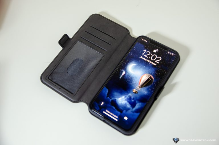 3SIXT NeoWallet for iPhone Xs Max Case