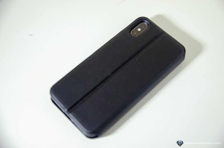 3SIXT SlimFolio Case Review