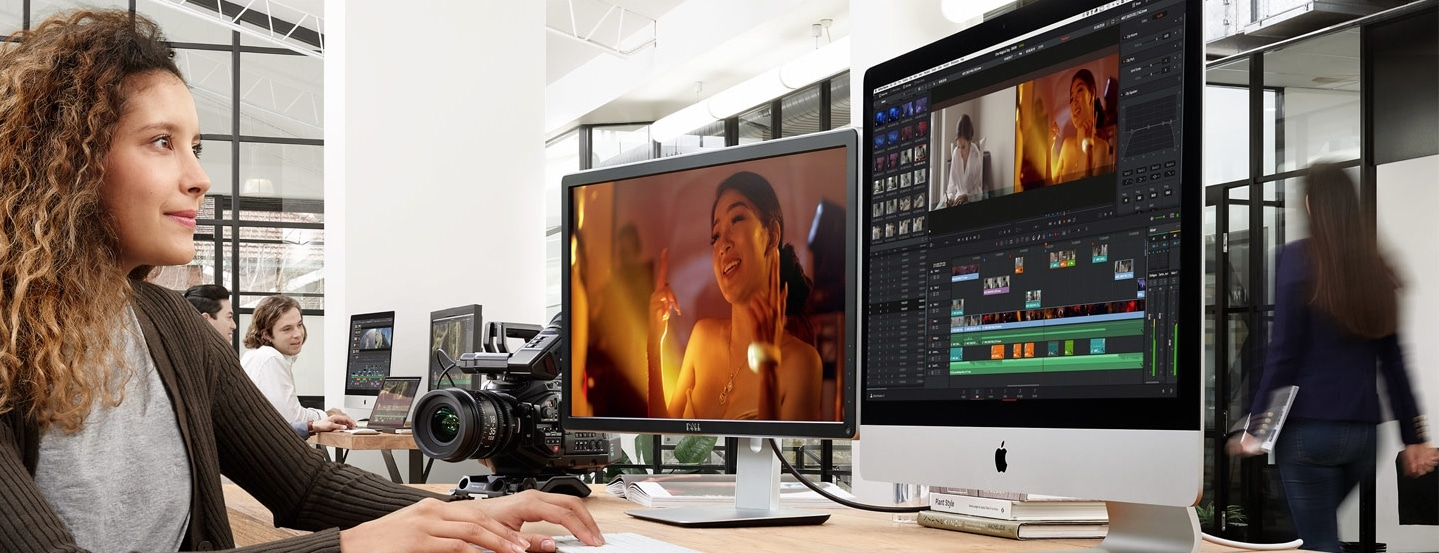 Davinci advanced video editor