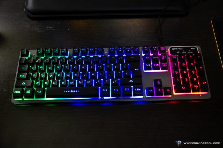 FANTECH K611L Gaming Keyboard-8