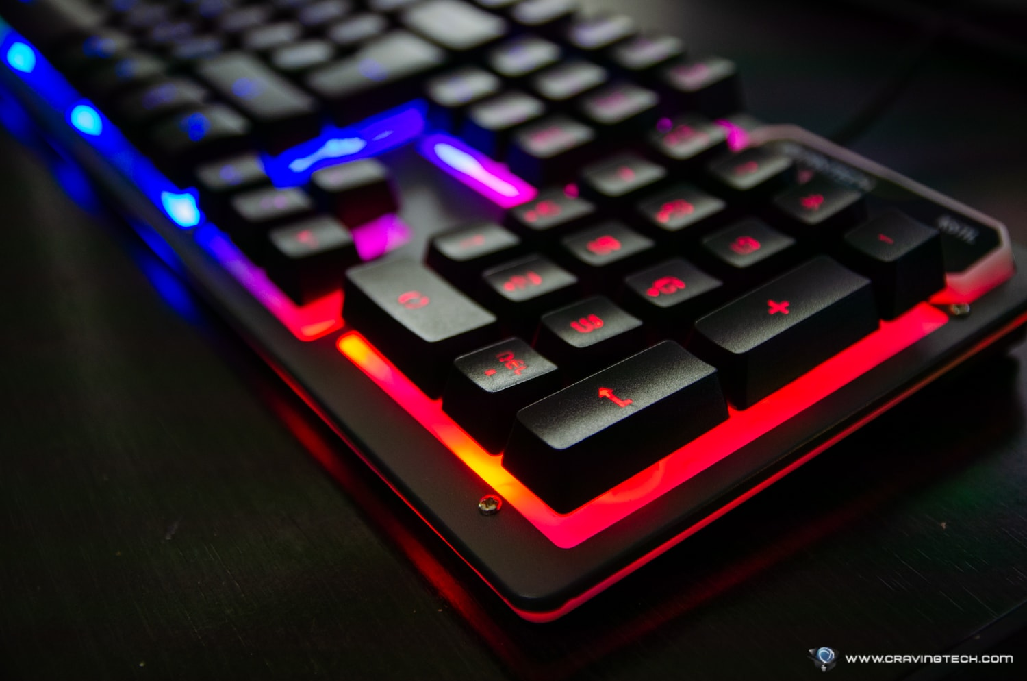 FANTECH K611L Gaming Keyboard-10