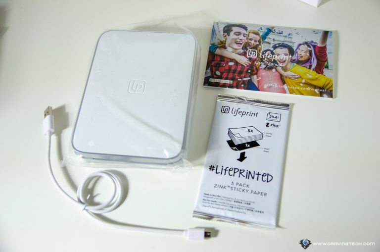 Lifeprint portable photo printer-2