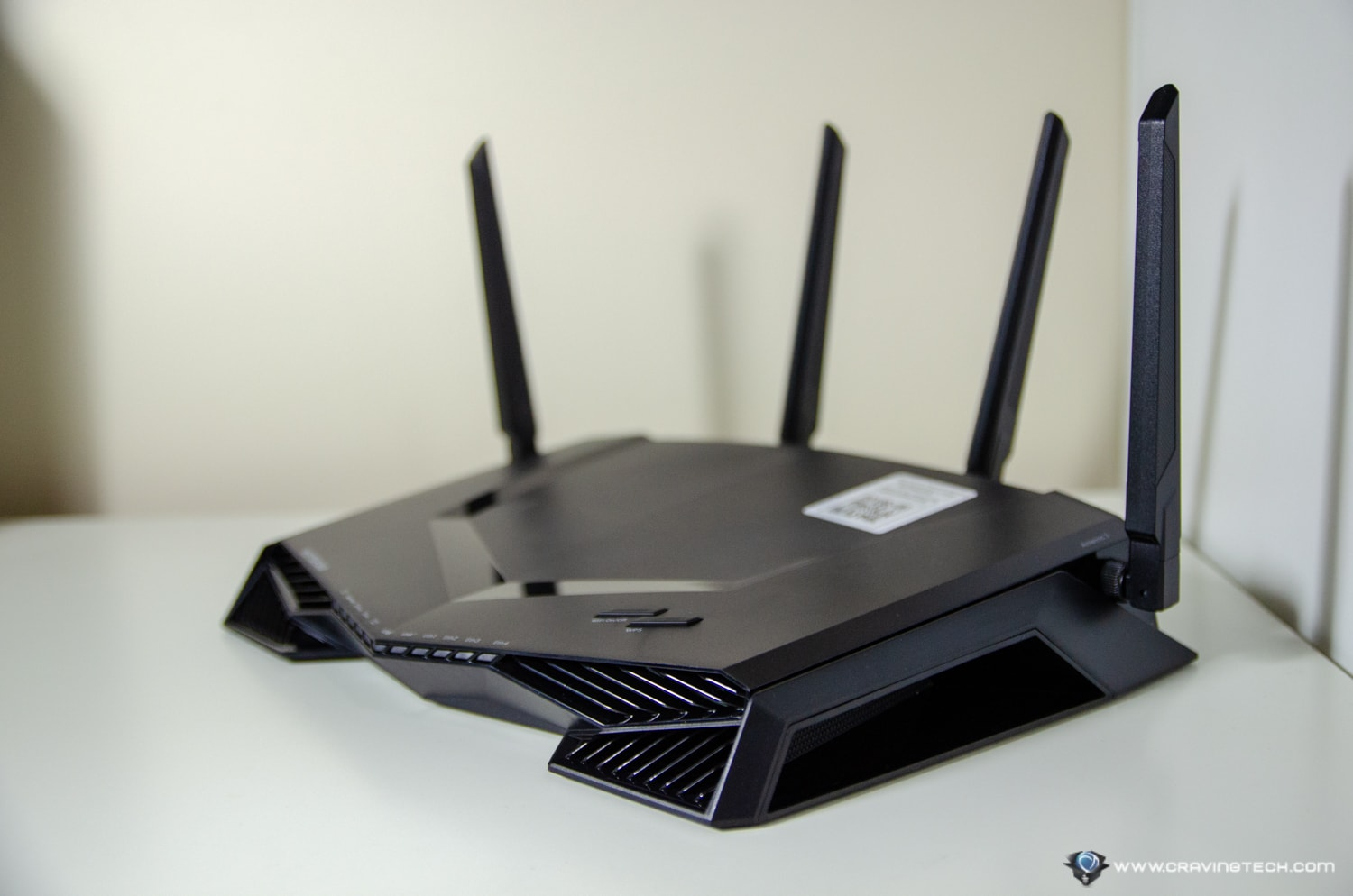 NETGEAR Nigthhawk Pro XR500 Gaming Router Review