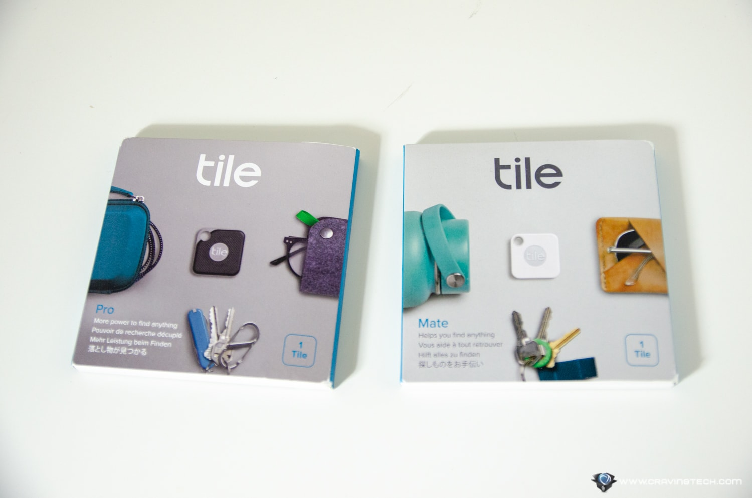 Tile Mate and Pro 2018 Review