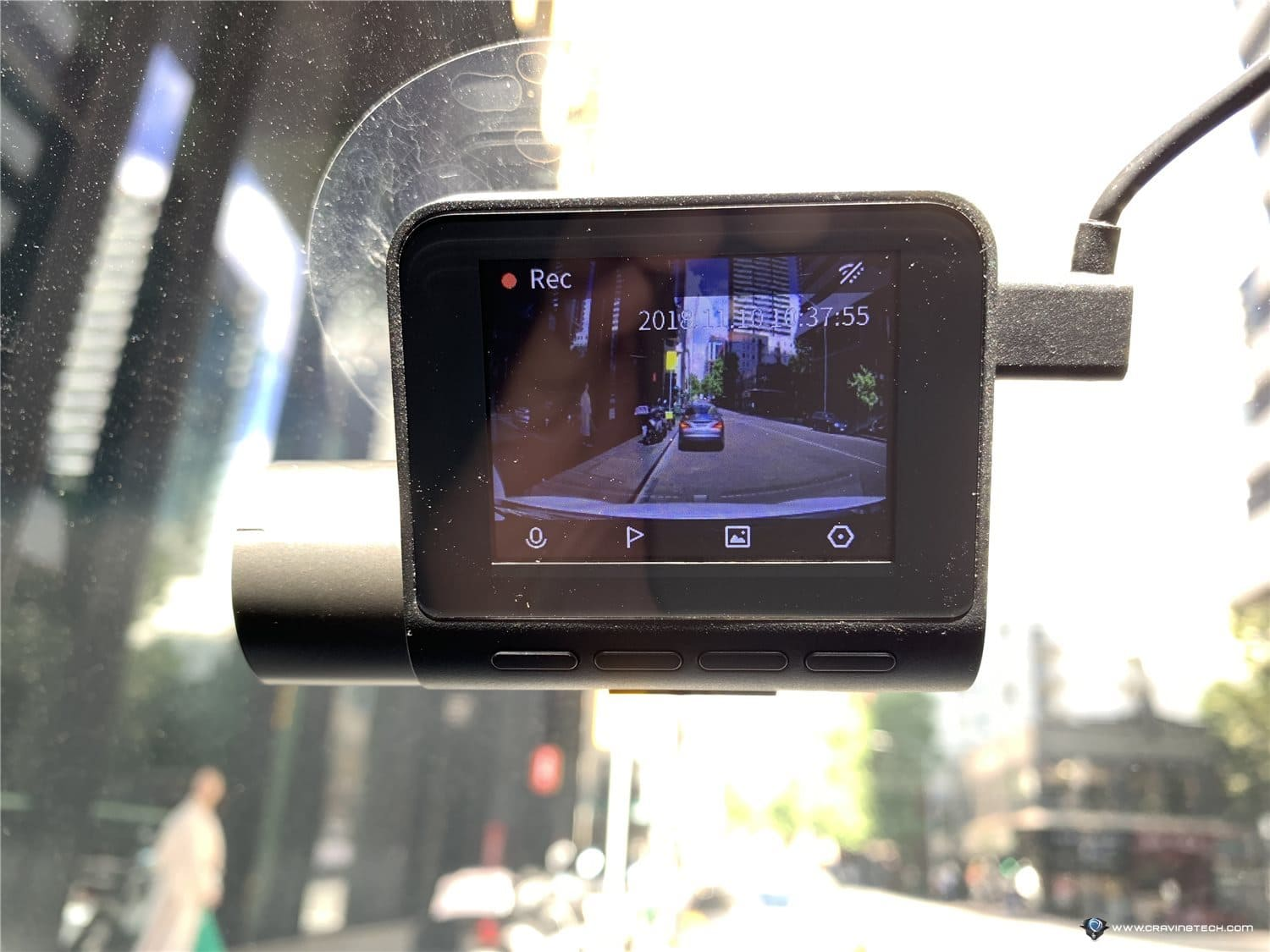70mai dashcam Review
