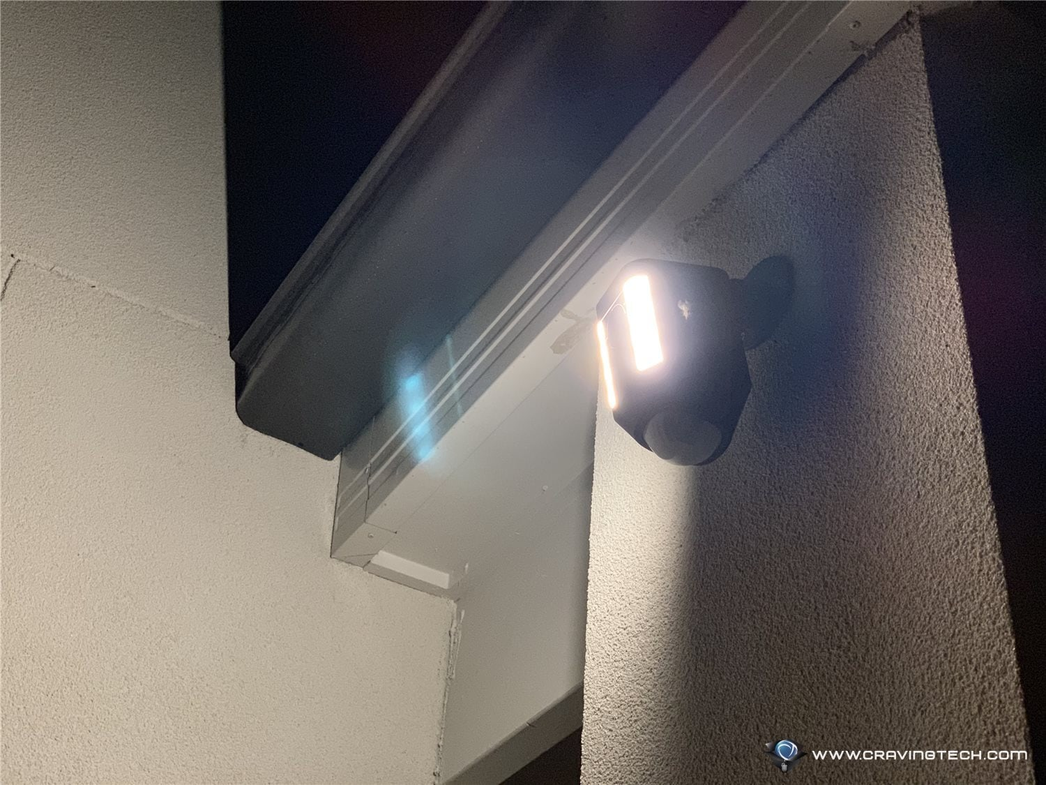 Ring Spotlight Cam Battery spot lights